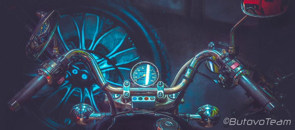 Ремонт мотоциклов в мастерской Бутовотим
