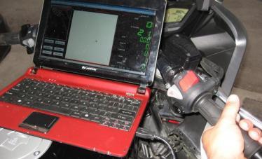 Установка Power Commander 5 на мотоцикл HondaVFR1200F