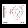 JTF513.14 Звезда ведущая 14 зубов, аналог AFAM 28400-14