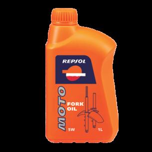 REPSOL Moto Fork Oil 5W 1L