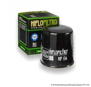 Hiflofiltro мото фильтр масляный HF156