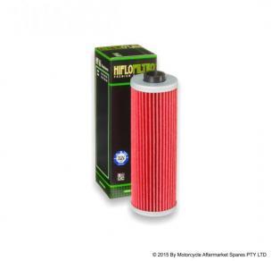 Hiflofiltro мото фильтр масляный HF161