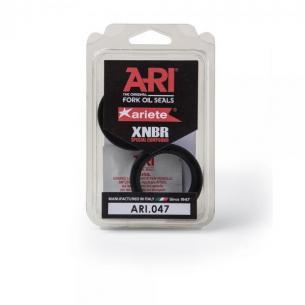 ARIETE Сальники вилки (комплект) ARI.050 DCY 37x49x8/10