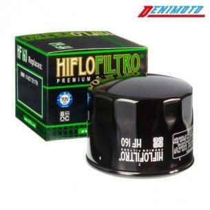 Hiflofiltro мото фильтр масляный HF160