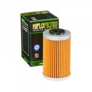 Hiflofiltro мото фильтр масляный HF655
