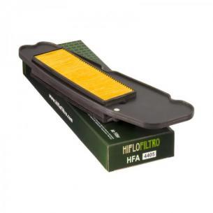 HFA4405 Воздушный фильтр для максискутера YAMAHA YP400 Majesty (второй фильтр) 04-12, аналог YAMAHA 5RU-14461-20-00